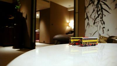 バス模型,香港,ミニカー