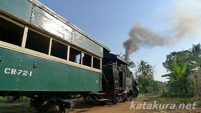 音鉄,アンバラワ,保存鉄道,SL,ラックレール