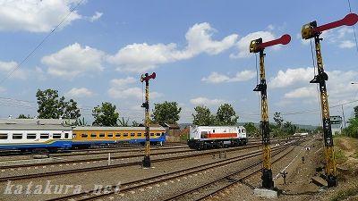 ジャワ,マラン,鉄道