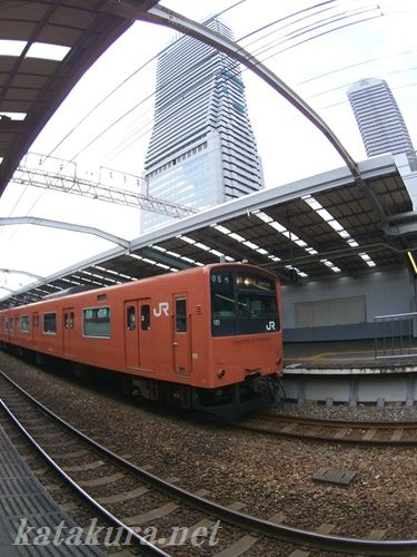 大阪環状線,弁天町駅