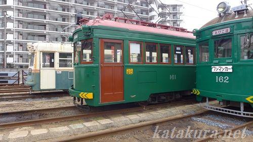 阪堺,162,161,レトロ電車