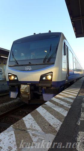 リゾートしらかみ,川部駅