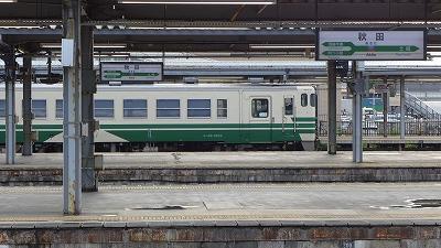 秋田駅,男鹿線,キハ47