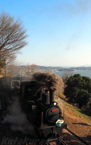 愛知こどもの国,フロンティア西尾,小野田一男,神谷武志,蒸気機関車,西尾市,蒲郡SL