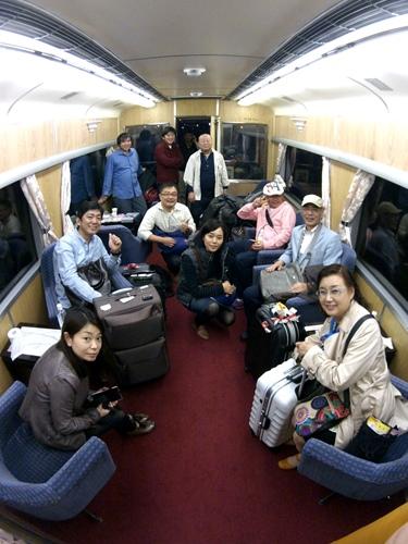 台湾200%,片倉佳史,台鐵,展望車,客廳車