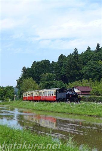 里山トロッコ,小湊鉄道,飯給駅,月崎駅