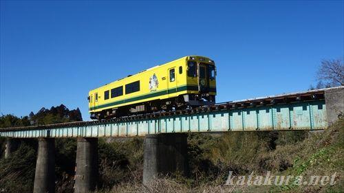 いすみ鉄道,大多喜,撮影地