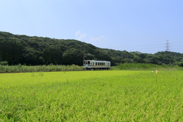 草道駅,肥薩おれんじ鉄道