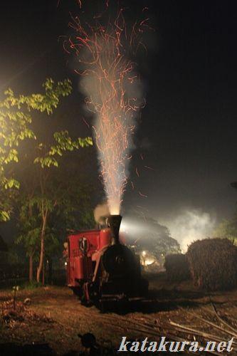 インドネシア,製糖鉄道,パンカ,SL