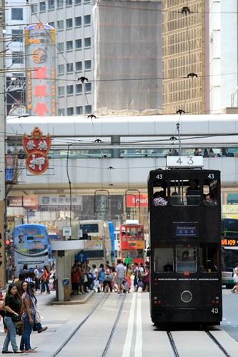香港,電車