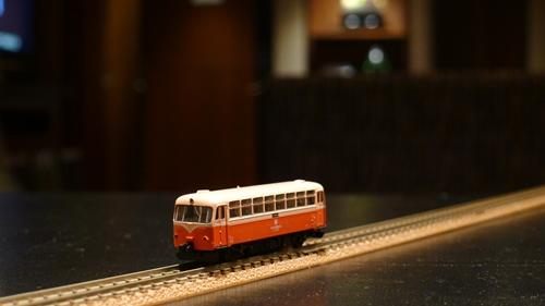 南部縦貫鉄道,レールバス