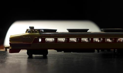 489系,鉄道模型,ダイキャストモデル