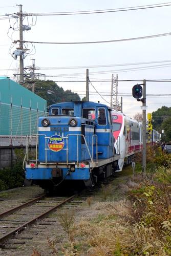 プユマ号,普悠瑪,東名古屋港