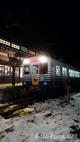 えちぜん鉄道,勝山駅