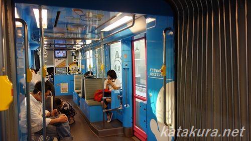 ドラえもん電車,万葉線,高岡,射水市,台湾