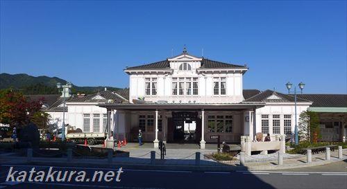 日光駅,JR日光,駅舎,日光