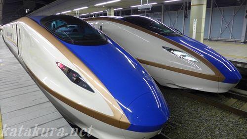 長野駅,北陸新幹線,E7