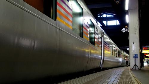カシオペア,札幌駅,発車,JR北海道
