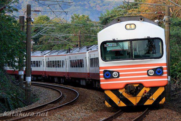 EMU1200,南アフリカ,自強号,片倉佳史