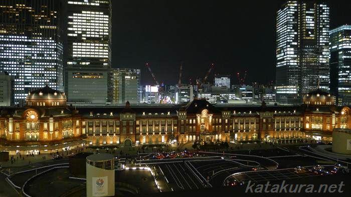 東京車站,丸の内