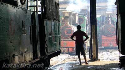 スンブルハルジョ,製糖工場,ジャワ,SL