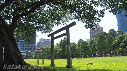明石元二郎,林森公園,墓地鳥居,台北,台湾総督,日月潭,基隆港