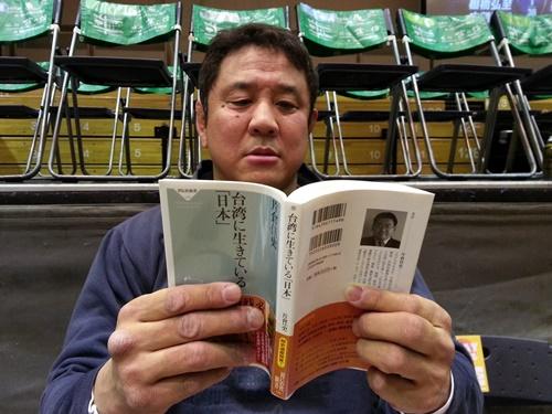 永田裕志,台湾,片倉佳史,湾生,新日本プロレス,台湾に生きている日本