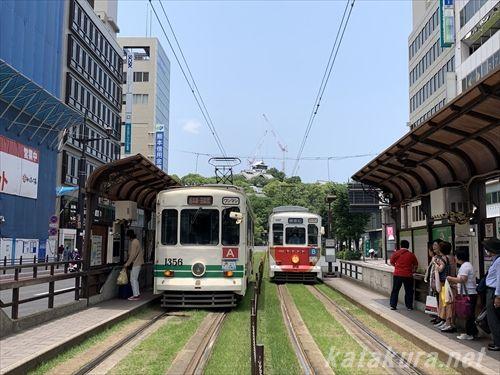 熊本市電,吊りかけ,音鉄,音鐵,有軌電車,路面電車