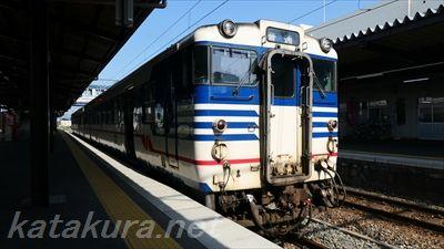 キハ47,羽越本線,鶴岡駅,音鉄