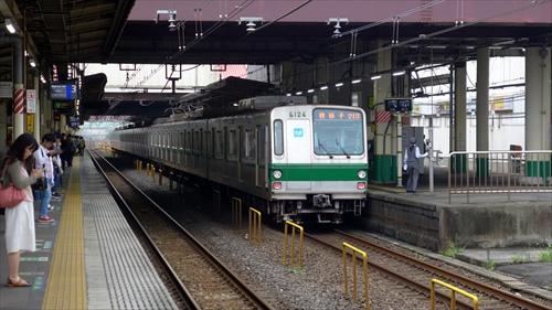 6000系,千代田線,東京メトロ