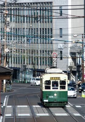 長崎電軌,螢茶屋