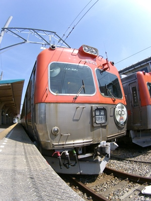 北陸鉄道,内灘駅