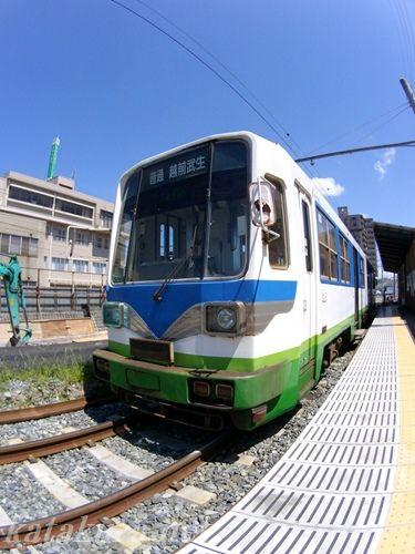 福井鉄道,岐阜,田原町