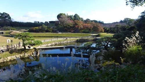 後楽園,岡山,日本三大名園