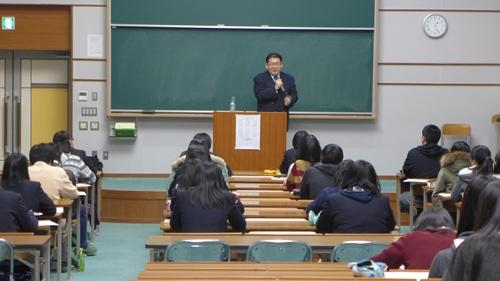 片倉佳史,桃山学院,台湾,講演,講義,