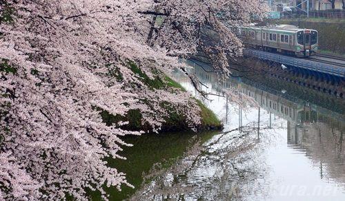 左沢線,山形城,日本鐵路遊,日本鐵道