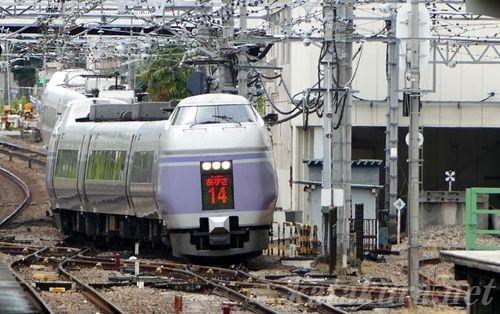 八王子駅,スーパーあずさ