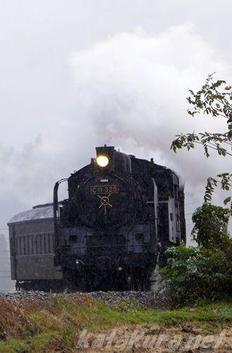 飯山線,SL,C11,試運転,蒸気機関車
