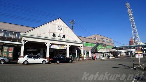 JR松山駅,JR四国,建て替え反対,地上駅