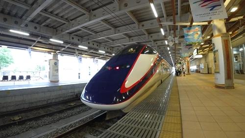新庄駅,山形新幹線,音鉄