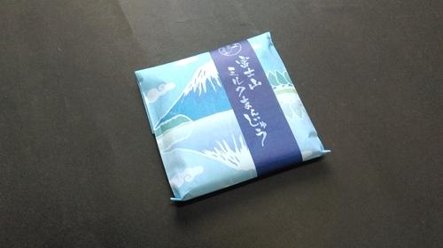 富士山,ミルク饅頭