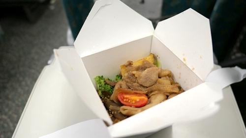 生姜焼き弁当,まねき食品,竹田典�,台北車站,台北駅