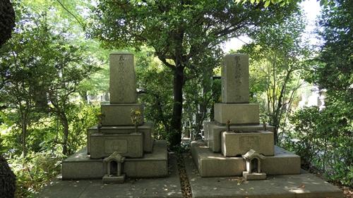 後藤新平墓地,青山墓地,後藤新平,台湾探見