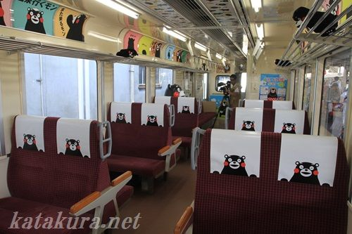 熊本熊,肥薩,八代車站
