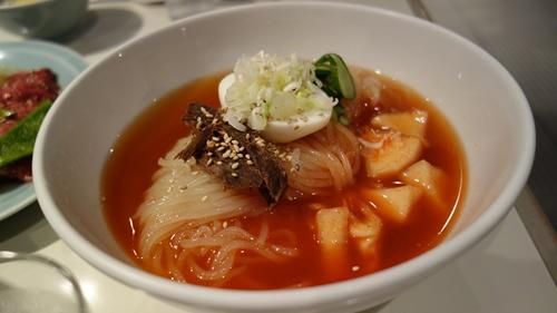 盛岡,冷麺
