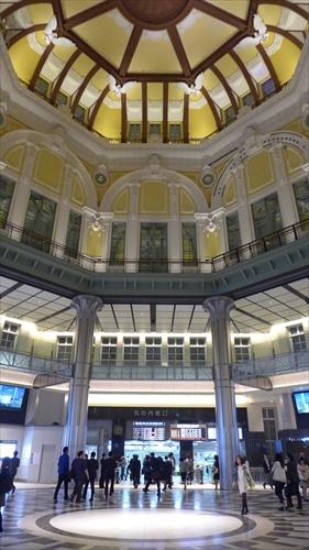 東京駅,丸の内,辰野金吾