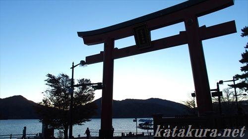 中禅寺湖,日光