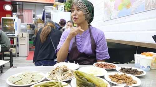 タニシ麺,台湾旅人地図帳,台湾探見,アンドプレミアム,台北漫遊指南,片倉真理