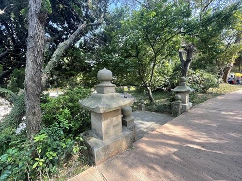 新竹動物園,新竹神社,神社遺跡,台湾特捜百貨店