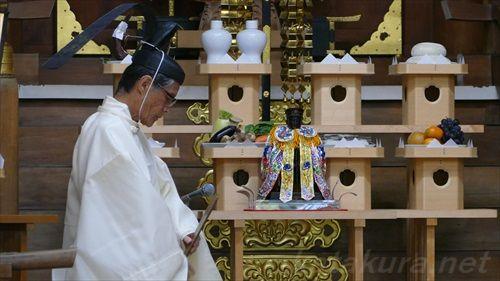 護国神社,水戸,杉浦茂峰,飛虎将軍